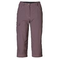 【山道具屋】Jack Wolfskin Damen Hose Atacama 輕量排汗戶外七分褲(女款28腰)