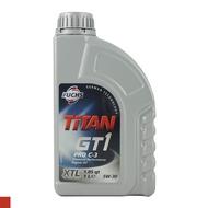 FUCHS TITAN GT1 PRO C-3 XTL 5W30 全合成 機油 C3 5W-30 郊油趣
