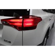 大台北汽車精品 豐田 TOYOTA NEW RAV4 北美 原廠款 光柱尾燈 LED尾燈 台北威德