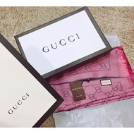 Gucci 圍巾 披巾 正品