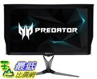 [8美國直購] 顯示器 Acer Predator X27 bmiphzx 27吋 4K UHD (3840 x 2160) IPS Monitor with NVIDIA G-SYNC Ultimate  