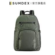 Sumdex 都會標準後背包 NON-757TY 綠色 官方旗艦店