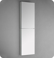 Fresca FMC8030 52&quot  Tall Bathroom Medicine Cabinet with Mirrors