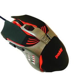 【含稅店】paddy 台菱 PD-TU68 六鍵炫彩電競滑鼠 雷射感應 LED柔彩呼吸燈 多段DPI 1.5M 有線滑鼠