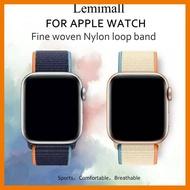 สินค้าขายดี!!! สาย สำหรับ Applewatch sport loop สายผ้าไนลอน สายสำหรับApplewatch watch 1/2/3/4/5/6 38mm 40mm 42mm 44mm ที่ชาร์จ แท็บเล็ต ไร้สาย เสียง หูฟัง เคส ลำโพง Wireless Bluetooth โทรศัพท์ USB ปลั๊ก เมาท์ HDMI สายคอมพิวเตอร์