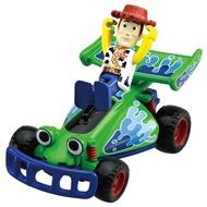 【TOMICA】玩具總動員小汽車 - 伍迪&遙控車(小汽車)
