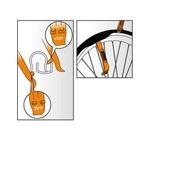 紀錄單車 新手入門首選 IceToolz 64A2  Pincers 拆裝兩用 一組兩支 挖胎棒 拔胎 輪胎 二合一