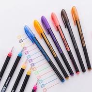 [現貨]16色組 閃光筆 水粉筆 螢光筆 最炫水性筆【JC2847】 《Jami》