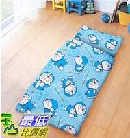 [COSCO代購] W126302 100%純棉卡通兒童睡袋 150 x 120 公分 - 哆啦A夢 經典哆啦