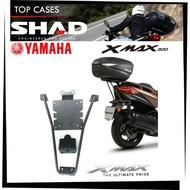 【TL機車雜貨店】YAMAHA XMAX300 X-MAX SHAD原廠後架 後鐵架 後箱架 漢堡架 後置物箱架