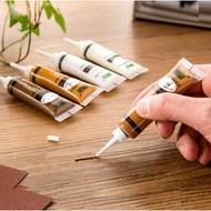 木製傢俱修補漆 補色膏 木門 地板 修補膏 木地板 劃痕 修復木色油漆 | PQ Shop
