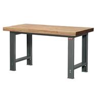 樹德 原木桌板工作桌/WH-5W
