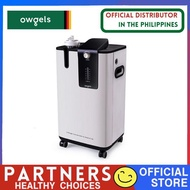 Medical Supplies Owgels Heavy Duty Touchscreen Oxygen Concentrator OZ-5-01PWO 5L (Compact)