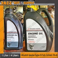 Mitsubishi Genuine Engine Oil Fully Synthetic 5W-40