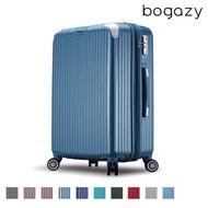 【Bogazy】冰雪奇蹟系列 PC可加大行李箱
