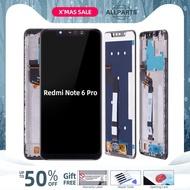 Xiaomi Redmi Note 6 Pro 螢幕總成 液晶 螢幕維修 玻璃破裂 框架分離 液晶 手機零件