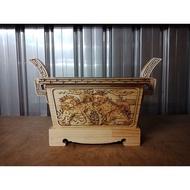🎉泓展工藝坊🎉-台灣製馬槽爐 一尺 單色 馬爐 馬槽爐 香爐 方形爐 宴王 擺宴