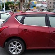 Nissan X-Trail/TIIDA / BIG TIIDA / I TIIDA 原廠烤漆鯊魚鰭天線鋼琴烤漆