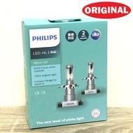 Philips LED H4 Hi Lo - Philips Ultinon LED H4 White / White 6000K