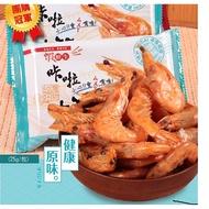 【蝦鮮生】 香脆咔啦蝦酥 (原味) (25g±10%)/包