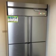四門白鐵冰箱