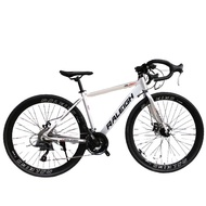 Raleigh 32 Inch Silver Road Bike/Bicycle