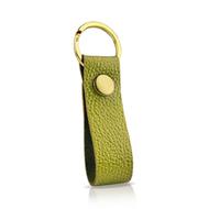 【EVOUNI】皮革鑰匙圈/綠
