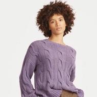 RL Ralph Lauren polo 莫蘭迪色系 紫 羊毛加喀什米爾 cashmere 羊毛衣