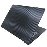 【Ezstick】Lenovo IdeaPad S145 14 IWL 黑色立體紋機身貼(含上蓋貼、鍵盤週圍貼)