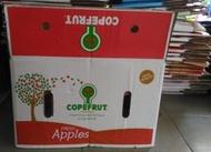 [好事多]搬家紙箱水果紙箱厚5mm3P內外箱合箱水果禮盒二手紙箱:新紙箱飾品包裝紙盒宅配2手紙箱