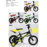 New Arrivals...Basikal Budak KIDS 12'INCH BICYCLE ALLOY SPORT RIM WITH BOTTLE