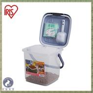 【菲藍家居】日本IRIS 飼料保鮮盒IR-MY-3 密封 飼料儲存桶 飼料桶  除溼 防潮桶  狗 貓 兔 天竺鼠 倉鼠