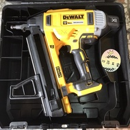 ∞沙莎五金∞得偉 DEWALT DCN890 超鋰電無碳刷釘槍 充電式水泥釘槍專用水泥釘電動釘槍