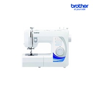 BROTHER Sewing Machine GS2700 จักรเย็บผ้าไฟฟ้า, จักรเย็บผ้าแบบพกพา, เย็บผ้าปิดจมูก, เสื้อผ้า, 27 ลาย, สนเข็มอัตโนมัติ, รับประกัน 1 ปี, ผ่อน 0%, ฟรี! อุปกรณ์เย็บผ้า