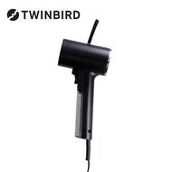 日本TWINBIRD-美型蒸氣掛燙機 TB-G006TWB(黑)