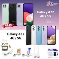 Samsung Galaxy A22 4G (6GB+128GB) / 5G  (8GB+128GB) | A32 (8GB+128GB) 45 & 5G Smartphone