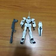 已組素組鋼彈 hg1/144獨角獸鋼彈 殺肉鋼彈