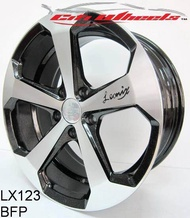 LX123 17  Sports Rim / Alloy Wheels 5H100 BFP