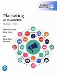 <姆斯>Marketing: An Introduction 14/e Armstrong 9781292294865