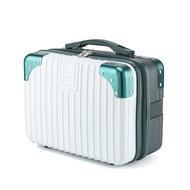กล่องเก็บเครื่องสำอาง กระเป๋าเดินทางพกพา 14 นิ้ว กระเป๋า ABS ระเป๋าเครื่องสำอางเดินทาง มี 6 สไตล์