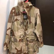 瑞典軍公發 沙漠迷彩 gore-tex外套