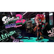 現貨 漆彈大作戰 Splatoon 2 DLC Octo Expansion
