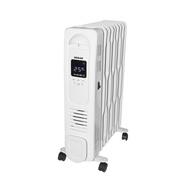 HERAN 禾聯9葉片式電暖器HOH-15CR91W