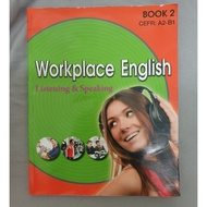 Workplace English BOOK2