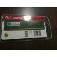 創見  8GB DDR3 1600 桌上型記憶體 (1.5V)
