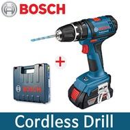 [BOSCH] Bosch GSB 18-2-LI LED Plus Professional 18V Cordless Driver Drill / Cordless Impact Drill /