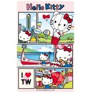【悠遊卡】代銷愛台灣悠遊卡-HELLO KITTY漫畫3(HELLO KITTY)