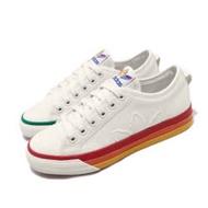 adidas 休閒鞋 Nizza Pride 復古 男女鞋 EF2319