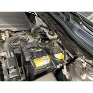 MAZDA 3 起停車專用 505電池工坊 10分鐘快速安裝 PANASONIC Q-100 Q100 正日本製公司貨
