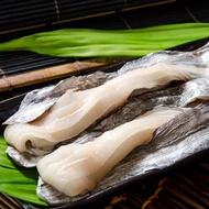 【鮮綠生活】現流手工去刺白帶魚清肉(500g/包 共8包)